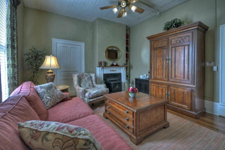 The Kincaid Suite at Blue Ridge Inn Bed & Breakfast