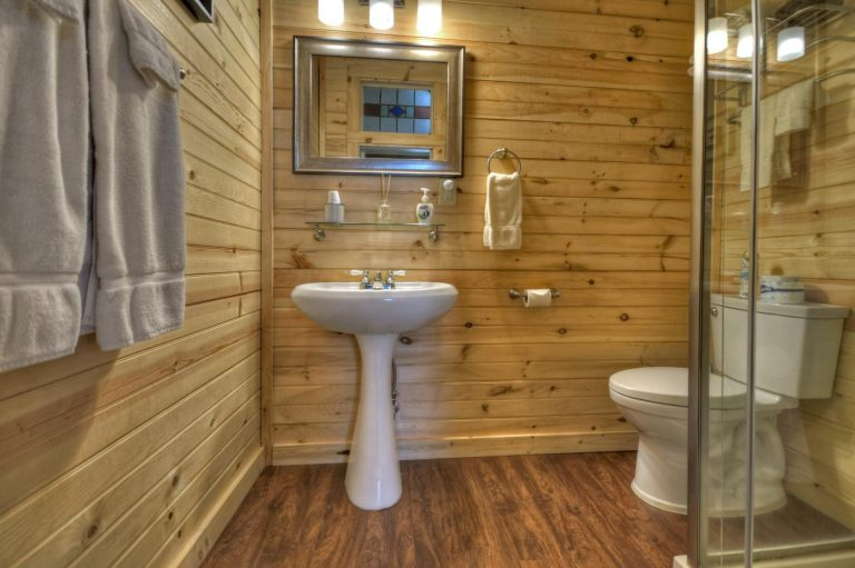 cabin bathroom1